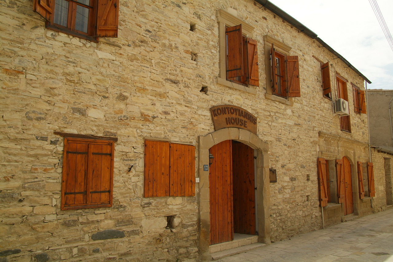 Kontoyiannis Traditional House